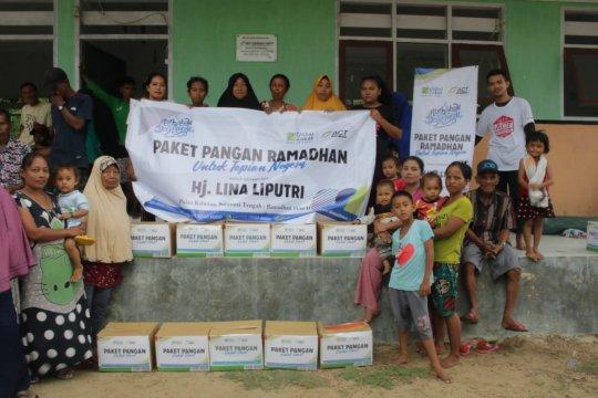 ACT salurkan 300 paket pangan Ramadhan di pelosok Sulawesi Tengah