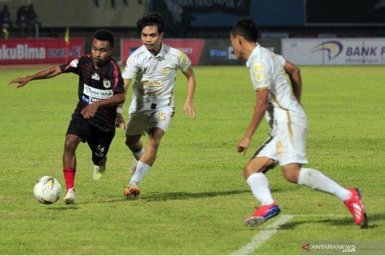 Persipura Jayapura vs PSS Sleman