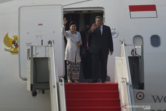 Mantan Ketua ICMI sebut pengabdian Ani Yudhoyono luar biasa