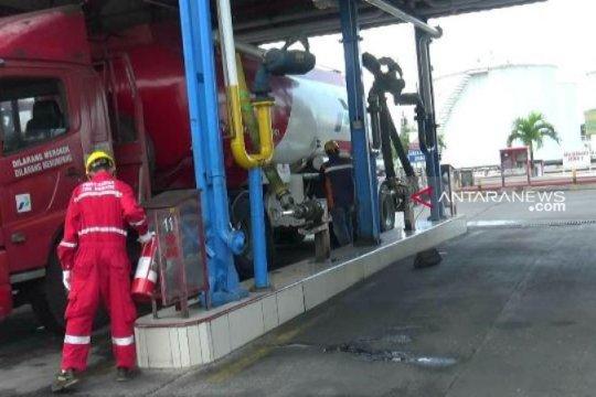 Pertamina sediakan tiga SPBU di jalur tol Ngawi-Madiun