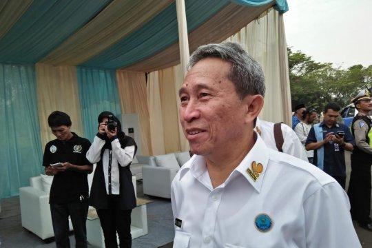 Urine sopir mudik gratis diperiksa BNK Tangerang