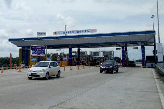 42.786 kendaraan masuk lewat Tol Palindra