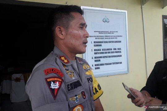 Polres Bangka Tengah berupaya tekan angka kecelakaan lalu lintas