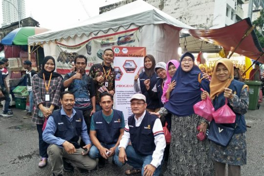"Lazismu Malaysia gelar Takjil dan Ifthar ""On The Road"""