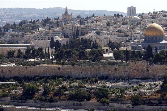 Palestina peringatkan Israel tak ubah status quo Masjid Al-Aqsha