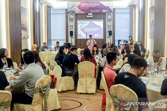 Program Hot Deals dan Tourism Hub ditawarkan ke Wisman China