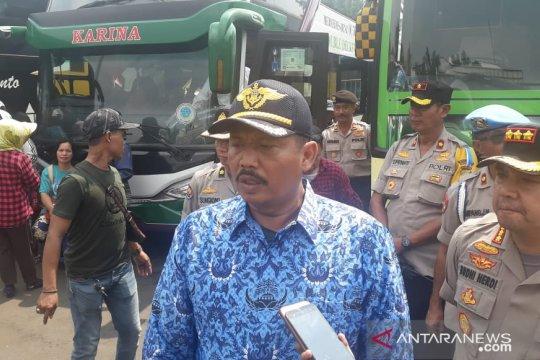 Arus mudik di Terminal Tanjung Priok capai 5.000 penumpang
