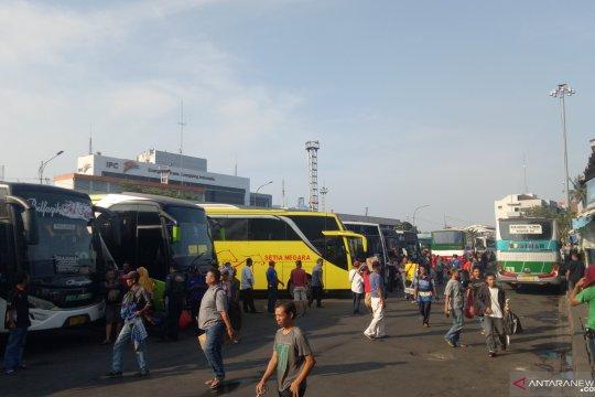 Puncak arus mudik Terminal Tanjung Priok catat 2.452 penumpang sehari