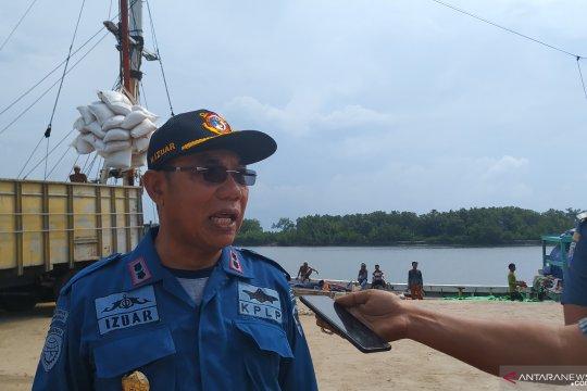 Aktivitas bongkar muat di Pelabuhan Pangkalbalam kembali normal