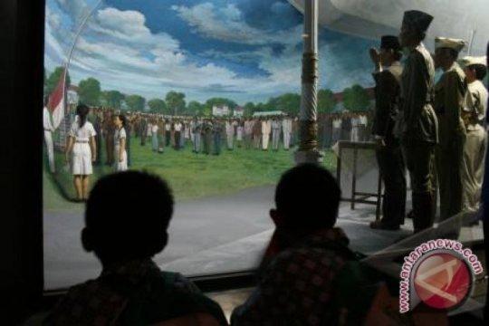 Jumlah pengunjung Monumen Jogja Kembali mulai meningkat H-3 Lebaran