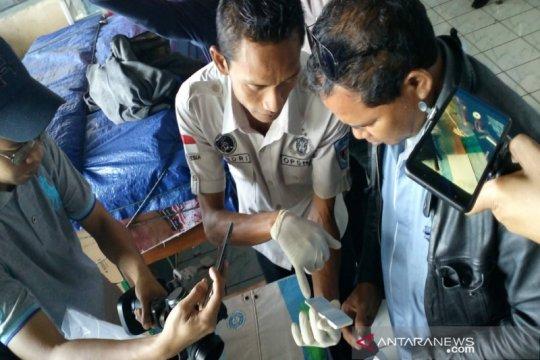 Polres Gunung Kidul DIY tes urine sopir angkutan umum