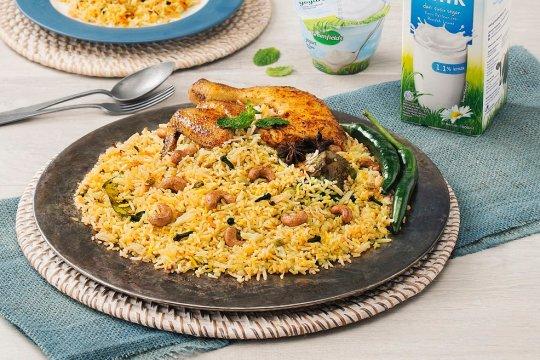 Inspirasi menu Ramadhan, Nasi Briyani