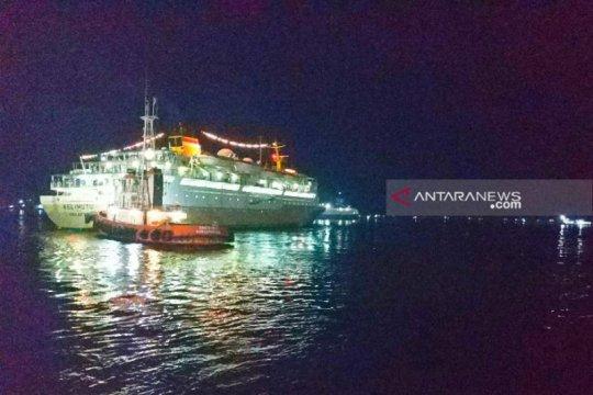 Ratusan pemudik asal Sampit harus nikmati malam Lebaran di laut