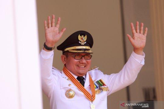 Pelantikan Walikota Gorontalo