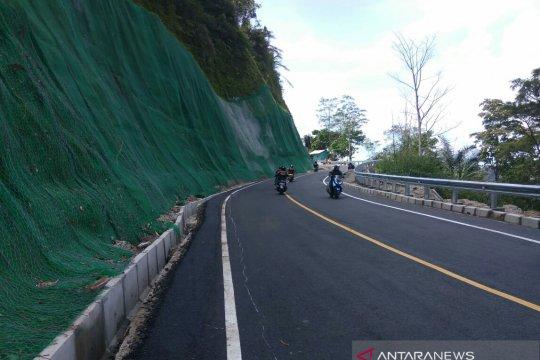 Jalur selatan Cianjur didominasi pemudik roda dua