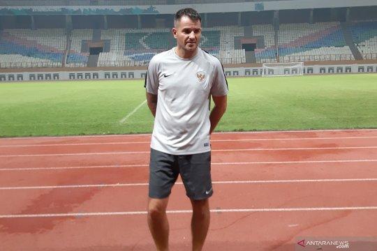 Timnas Indonesia takluk 1-4 dari Yordania