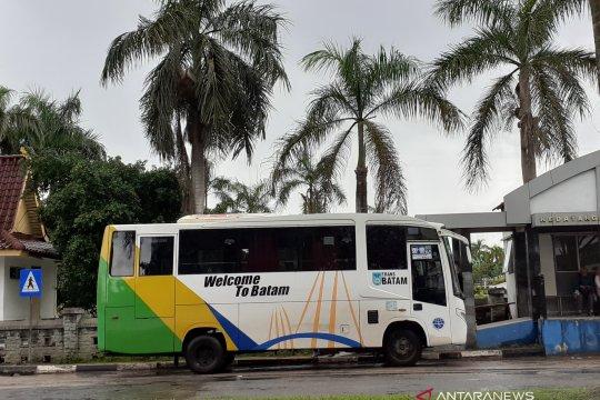 Bus Trans Batam tetap beroperasi saat Lebaran