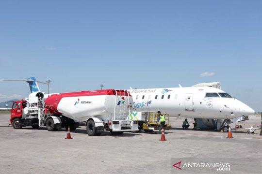 Konsumsi avtur di Pekanbaru turun 25 persen akibat tiket pesawat mahal