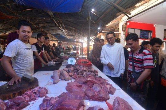 Gubernur Sulsel siap hadirkan pasar sehat