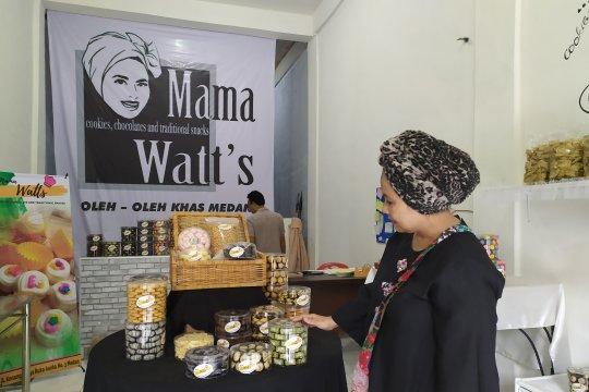 Jelang Lebaran pengusaha kue kering di Medan raih untung ratusan juta