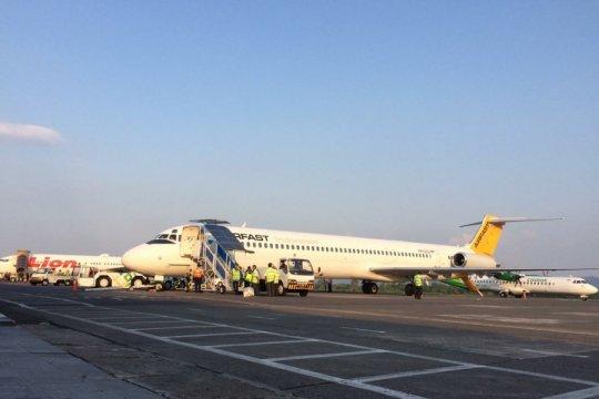 Jumlah pemudik Lebaran 2019 di Bandara Adisutjipto alami penurunan
