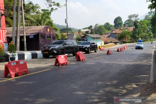 Antisipasi macet wisata lebaran, Polisi akan rekayasa lalin Bandung