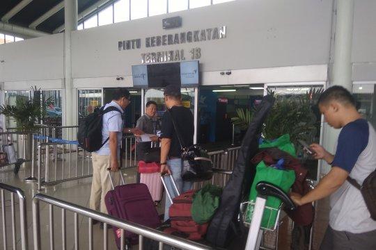 Puncak Arus Mudik Bandara Soetta Catat 363.384 Penumpang