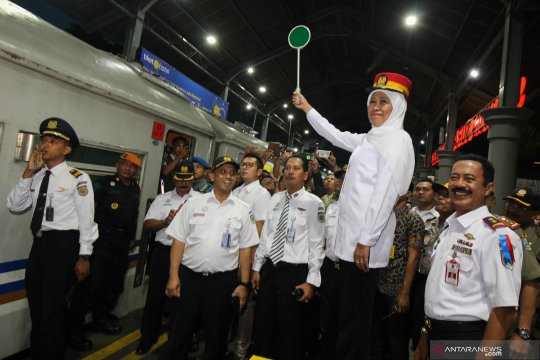 Tiket KA jurusan Surabaya-Jakarta ludes hingga 12 Juni