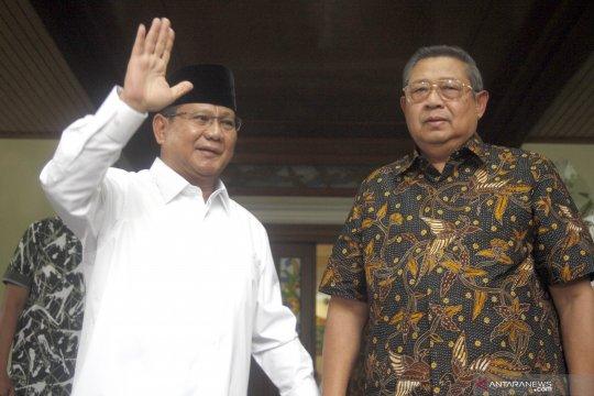 Gerindra: SBY minta Prabowo ungkap pilihan politik Ani Yudhoyono