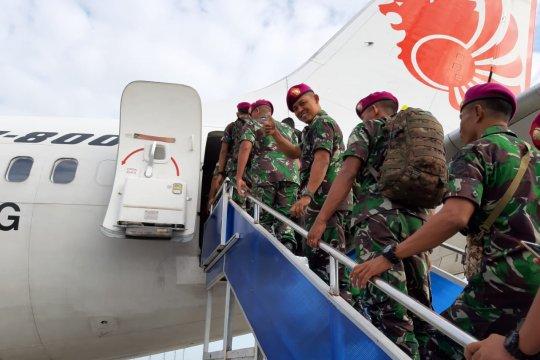 Satgas TNI percepatan pemulihan NTB, cuti Lebaran