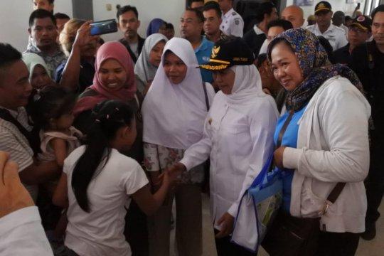 Khofifah: Mudik gratis kurangi kecelakaan
