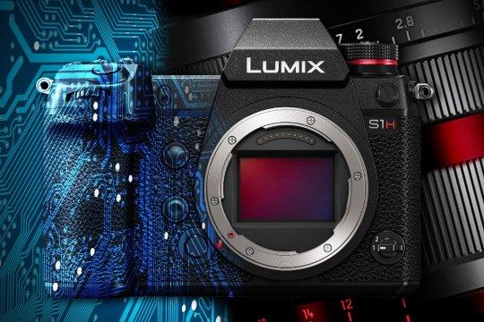 Panasonic akan rilis Lumix S1H yang dirancang untuk produksi film