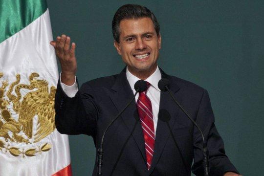 Badan narkotika AS tangkap eks menteri pertahanan Meksiko