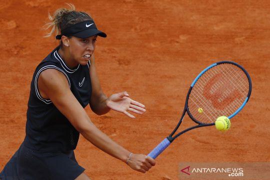 French Open: Keys melaju ke perempat final setelah kalahkan Siniakova