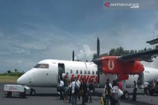 Penumpang Wings Air dari Bandara Baubau masih normal