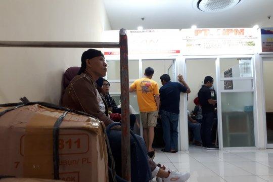 """H-3"", jumlah tertinggi penumpang Terminal Pulo Gebang"