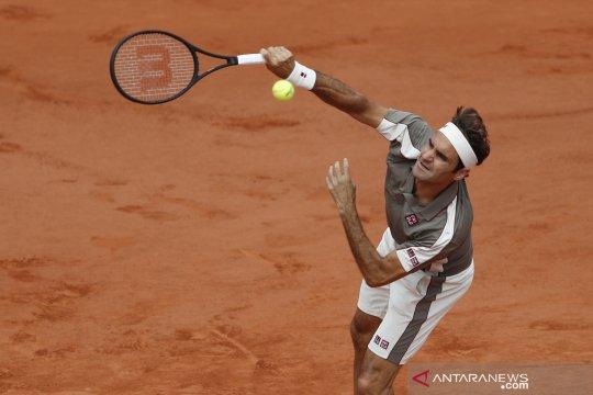Federer pastikan bermain di French Open