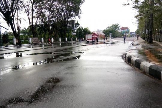PHBI Pontianak selenggarakan Shalat Idul Fitri di taman alun-alun