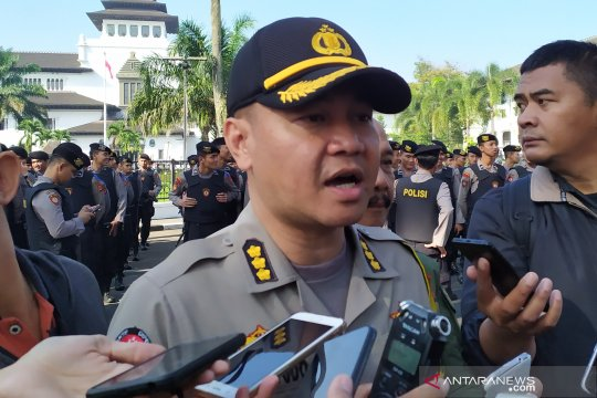 Polisi sudah terima berkas laporan istri Serda J yang sindir Wiranto