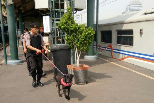 Pengalihan lalu lintas Monas, KAI Imbau calon penumpang atur waktu