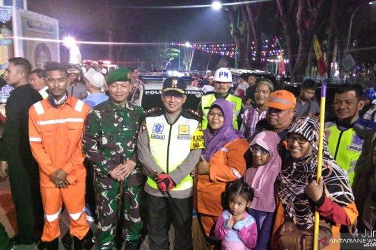 Kapolda: Situasi kantibmas malam takbiran di Jambi aman