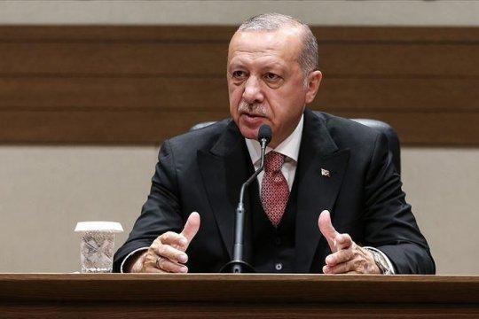 Turki: Surat AS mengenai jet F-35 tak sesuai dengan semangat aliansi