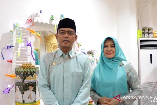 Wakil wali kota Singkawang terima tamu H+2 Lebaran