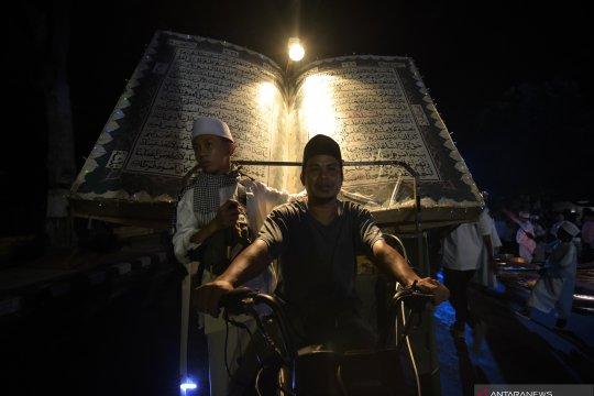 Polresta Palembang turunkan 300 personel amankan malam takbiran