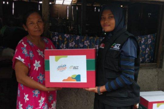 ACT Solo-MRI berbagi pangan di penghujung Ramadhan