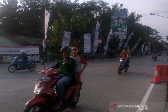 Polisi: Tol Trans-Jawa perlancar arus mudik jalur selatan Jateng