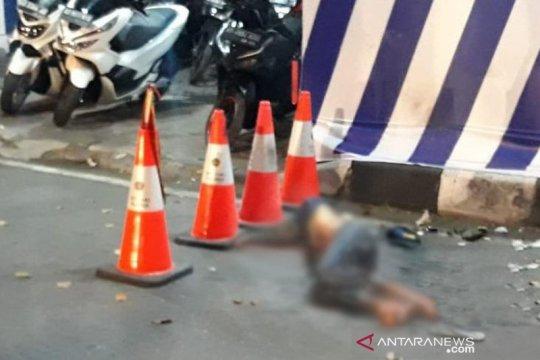 Polri: Pelaku bom bunuh diri gunakan bom pinggang