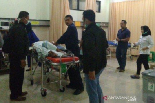 Pelaku bom bunuh diri Pos Pantau Kartasura stabil