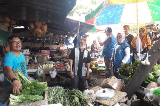 Tim Penetrasi Pasar inspeksi harga bahan pokok H-1 Lebaran