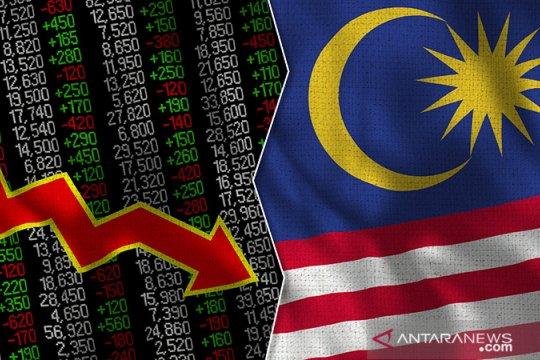 Saham Malaysia kembali ditutup jatuh, Indeks KLCI anjlok 1,23 persen